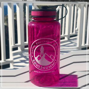 S2S Pink water bottle